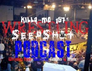 Wrestling seedsho podcast